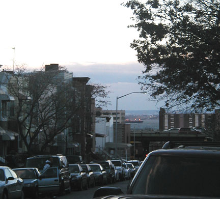 View from 4th Avenue