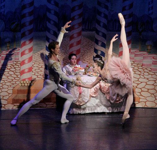 Maria Kowroski and Charles Askegard - Vicky Simegiatos Dance Company