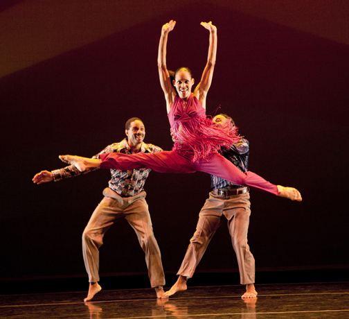 Garth Fagan Dance - Thanks Forty - Photo by Yi-Chun Wu