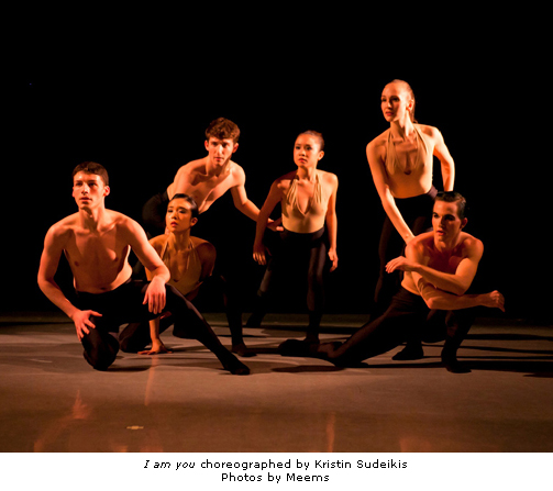 I am you choreographed by Kristin Sudeikis - photo by Meems
