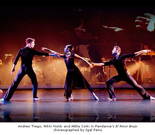 El Amor Brujo - Peridance Contemporary Dance Company