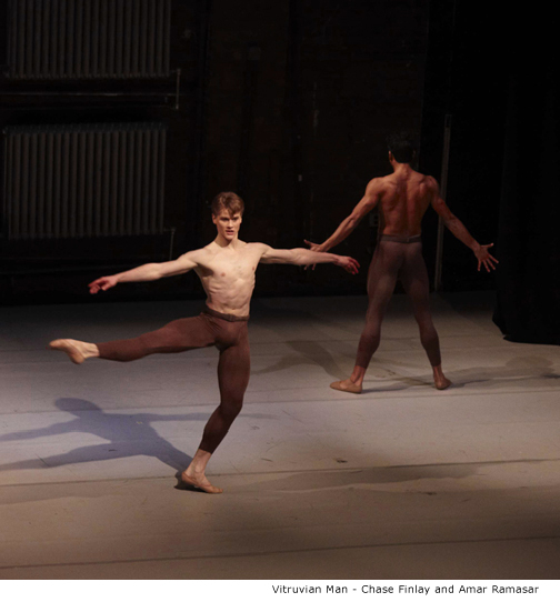 Chase Finlay, Amar Ramasar - Photo by Jesse Stein