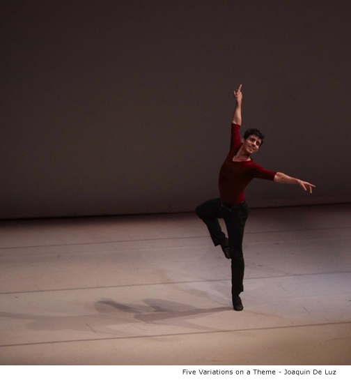 Joaquin De Luz - Photo by Jesse Stein