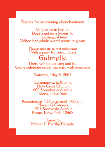25 Personalized 40th Wedding Anniversary Party Invitations ...