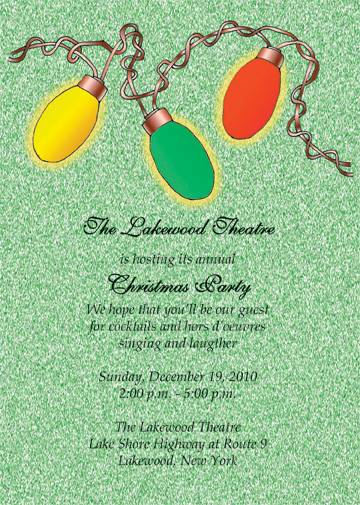 Pics Photos - Sample Wording For Christmas Party ...