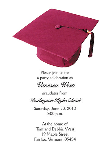 Graduation Reception Invitations is one of our best ideas you might choose for invitation design