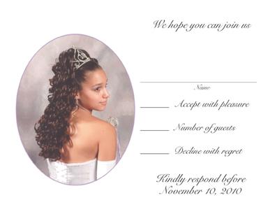 sweet sixteen program template - sweet sixteen invitation style 1 sample b