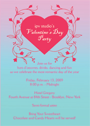 Mothers Day Party Invitation