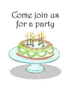 Birthday party invitations for children birthday party invitation for kids stopboris Gallery