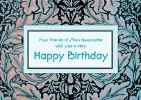 Company Birthday Cards