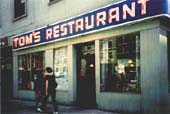 No 09 - Tom's Restaurant