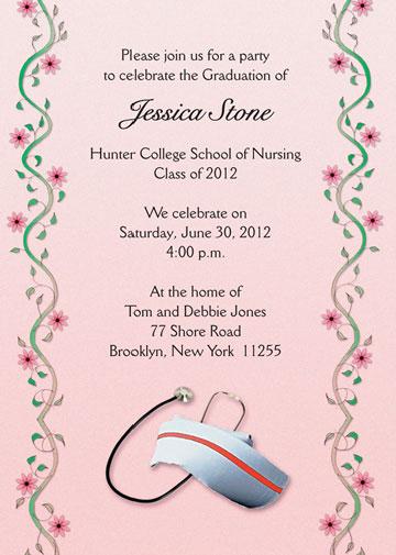 Graduation Party Invitation Grad03
