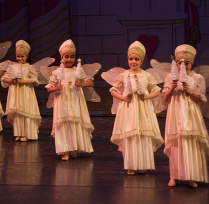 The Angels - The Nutcracker