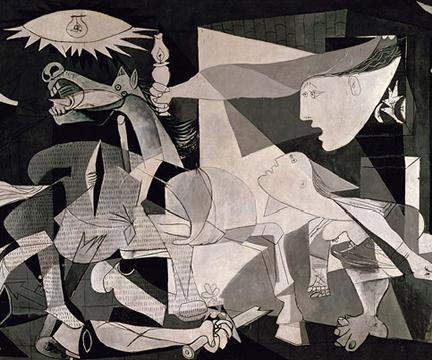 Guernica Detail