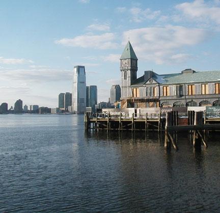 Battery Park Pier