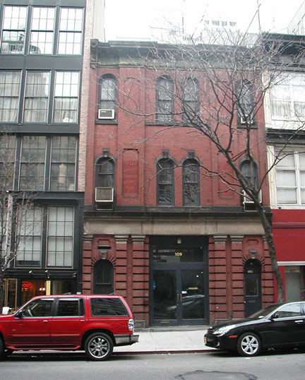 Carriage House in Chelsea