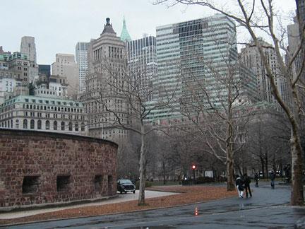 Bowling Green - New York City