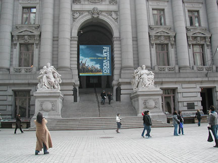 Smithsonian National Museum of the American Indian NYC