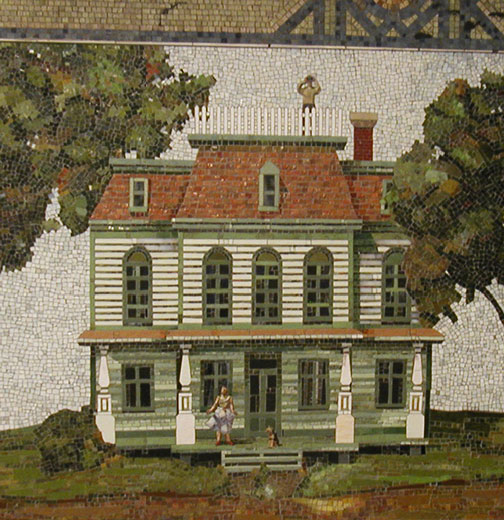 Mosaic - Bay Ridge House