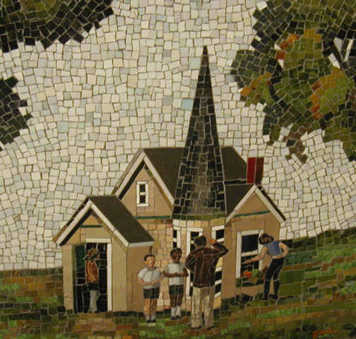 Bay Ridge Church  Mosaic