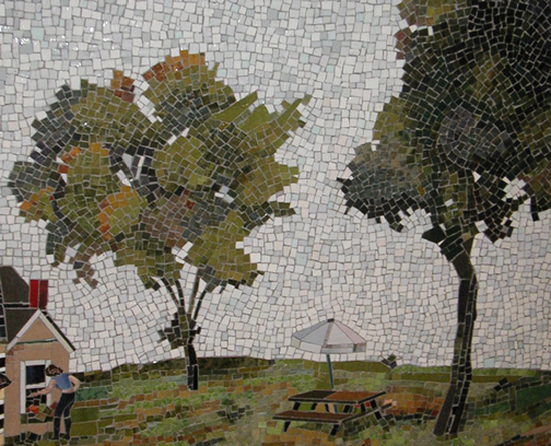 Bay Ridge Mosaic
