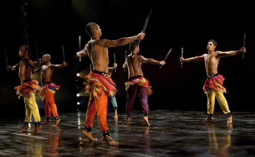 Dance Brazil - Batuke