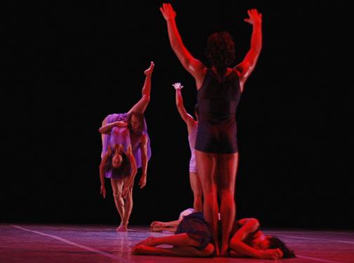 Danza Contemporanea de Cuba - Gerardo Iglesias