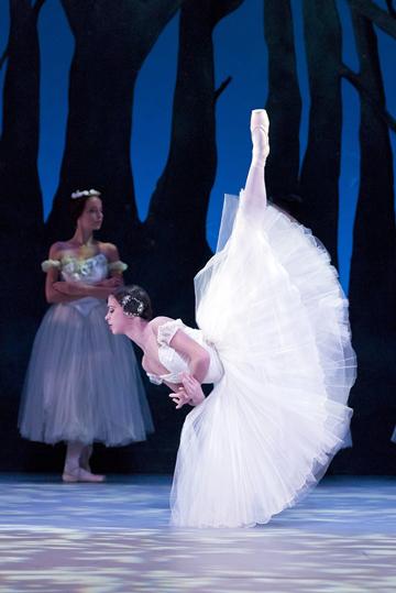 Ballet Nacional de Cuba at BAM - Giselle