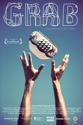 Poster - Grab - Film by Billy Luther