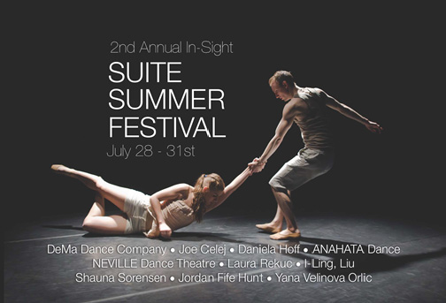 In Sight Suite Summer Festival