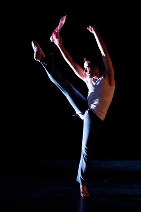 Roberto Lara in La Danza Del Fernando - photo by Rachel Neville