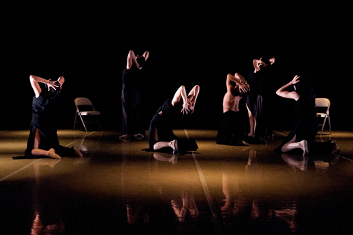 Mid-Pointe Choreographers Showcase - Hidden Souls - Photo by Rachel Neville