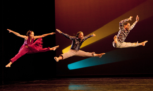 Garth Fagan Dance - Thanks Forty - Photo by Yi-Chun Wu