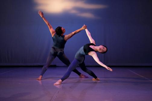 Sokolow Theatre/Dance Ensembe 2011 - Photo by Meems