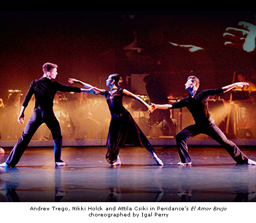 El Amor Brujo - Peridance Contemporary Dance Company