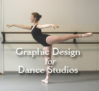 Graphic Design for Dance Studios