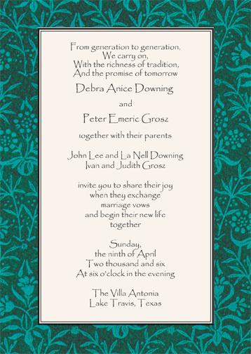 Unveiling Ceremony Invitation Wording as luxury invitations ideas